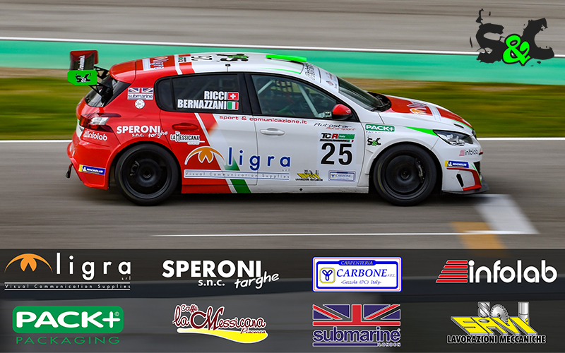 IL BALANCE OF PERFOMANCE PROTAGONISTA DEL PRIMO ROUND DEL TCR ITALY TOURING CAR CHAMPIONSHIP