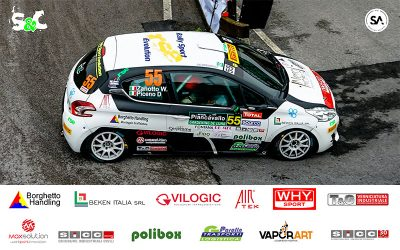 UN RALLY PIANCAVALLO TORMENTATO PER WILLIAMS ZANOTTO E DENIS PICENO